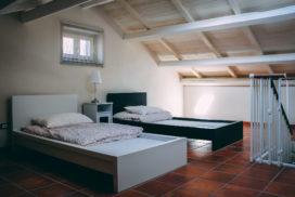 camera da letto residence centro benigni roma