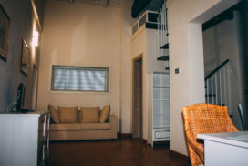 soggiorno appartamento residence centro benigni roma