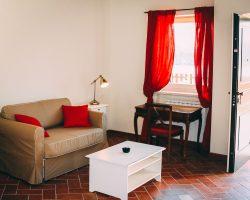 interno appartamento residence centro benigni roma